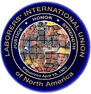 Laboreres International Union of North America logo