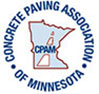 Concrete Paving Association of Minnesota logo